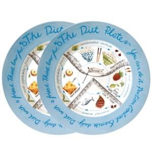 female plate