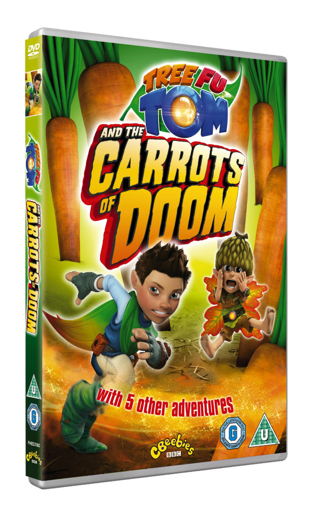 Carrots of Doom DVD