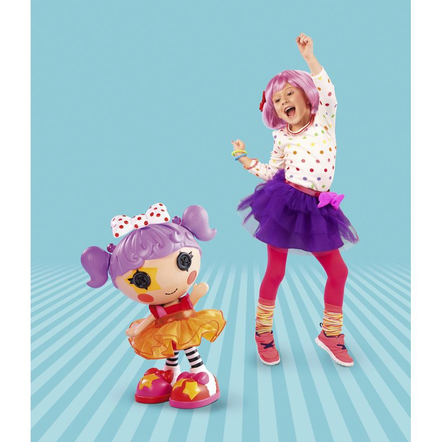 Lalaloopsy Dance Doll