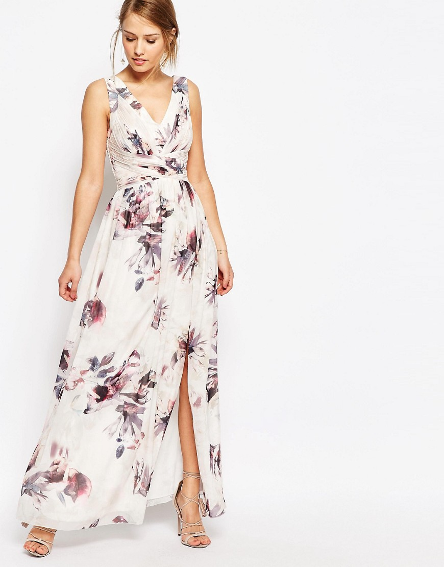My favourite floral dresses from asos for summer 2016 for Robe fleurie asos