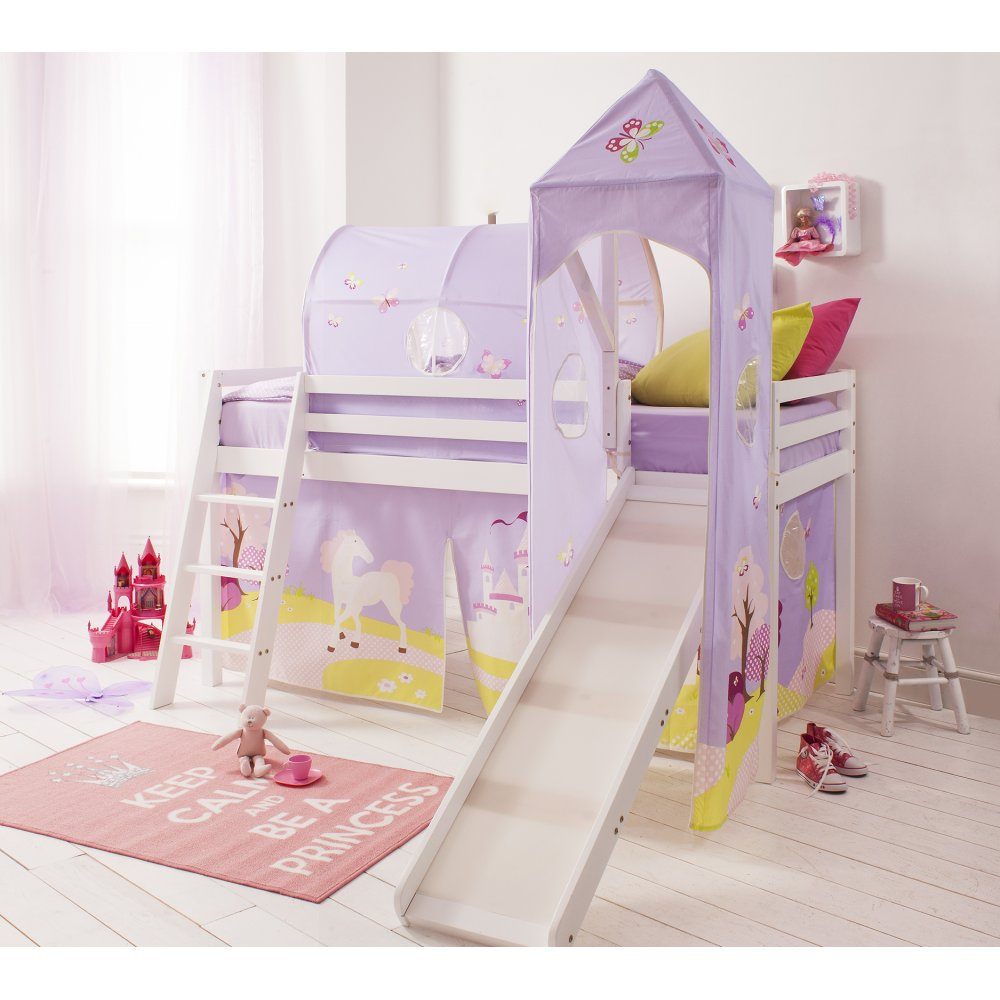 32 Dreamy Bedroom Designs For Your Little Princess: Princess Bedroom Ideas