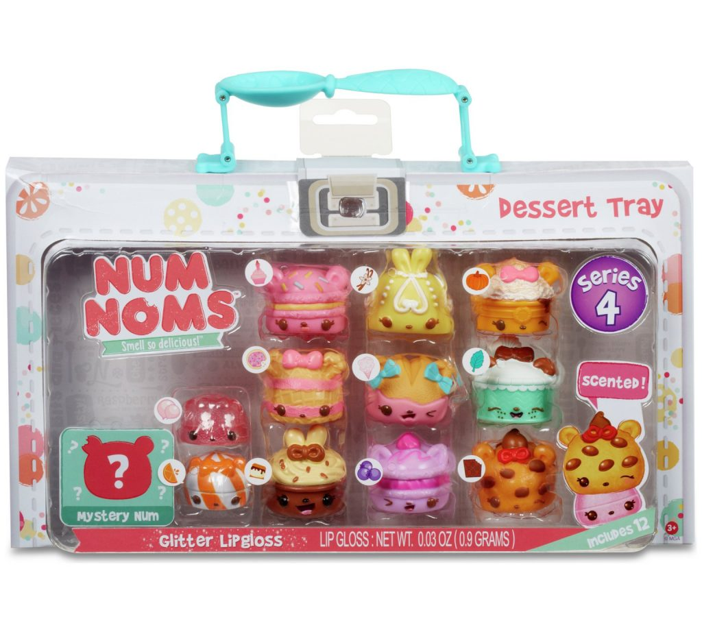 Num Noms Series 4 Dessert Tray Melanie S Fab Finds