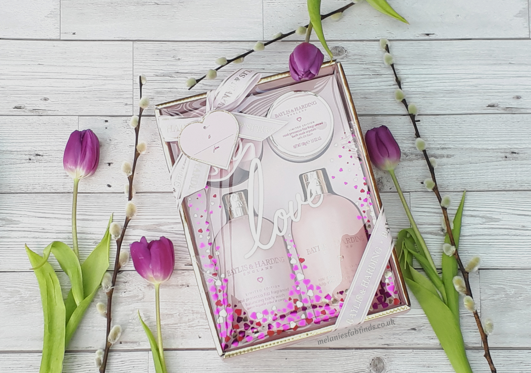 Ladies beauty themed easter gifts melanies fab finds this gift set is great as you have a nice selection of products included and they smell fantastic negle Gallery